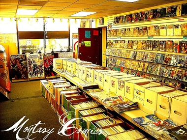 Montasy Comics - Forest Hills, NY