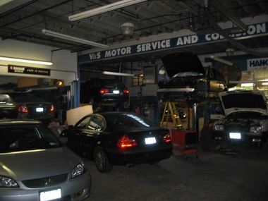 V & S Motor Service And Collision INC - Bayside, NY