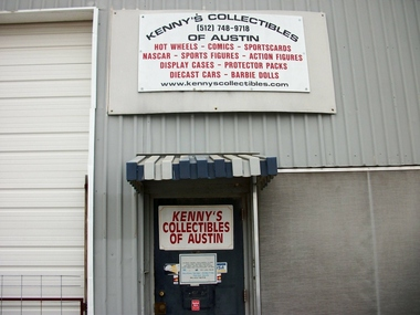 Kenny's Collectibles - Austin, TX