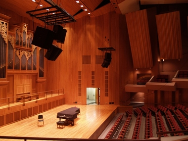 Kupferberg Center For The Performing Arts At Queens College - Flushing, NY