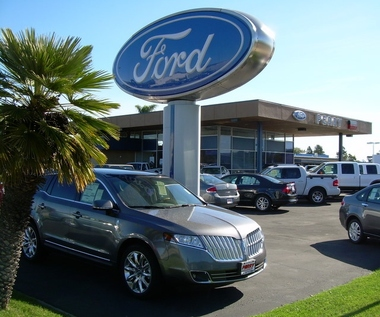 Perry Ford Lincoln Mercury - San Luis Obispo, CA