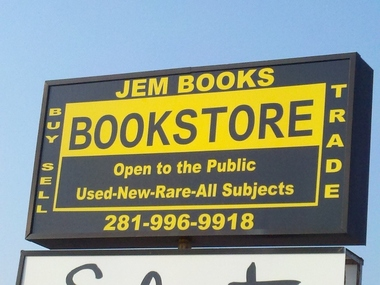 Jem Books - Friendswood, TX