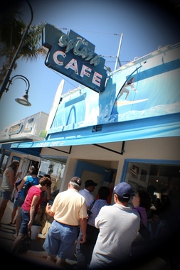 Splash Cafe - Pismo Beach, CA