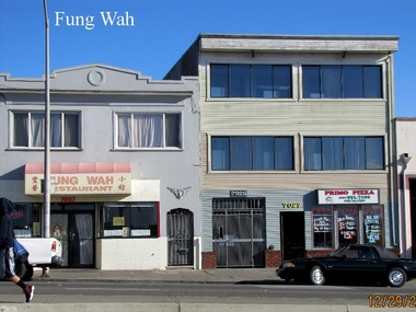 Fung Wah Restaurant - Daly City, CA