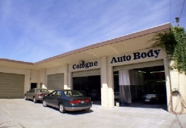 Cologne Auto Body - Belmont, CA