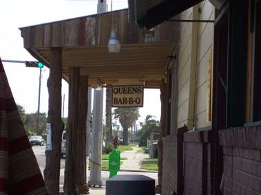 Queen's Bar-b-que - Galveston, TX