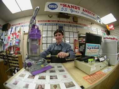 Handy Andy's Quality Vacuum Cleaners - New Bedford, MA