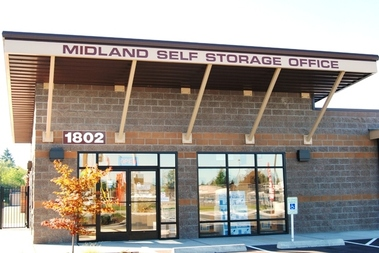 Midland Self Storage - Tacoma, WA