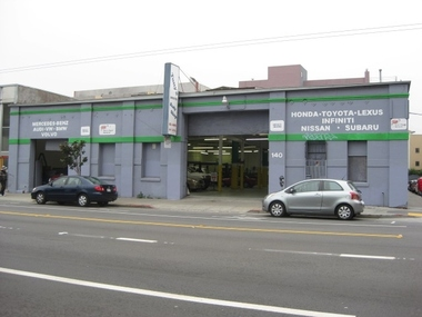 Tony's Imported Body Shop, Inc. - San Francisco, CA