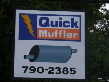 Quick Muffler - Franklin, TN