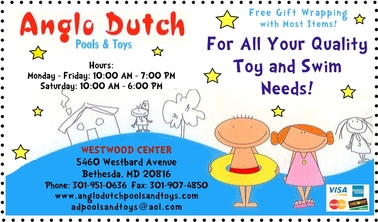 Anglo Dutch Pools and Toys - A BioGuard Platinum Dealer - Bethesda, MD