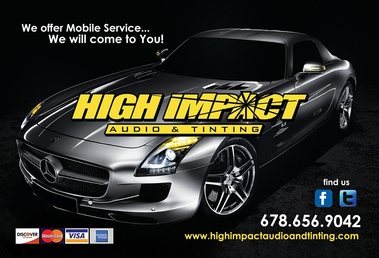 High Impact Audio And Tinting LLC
