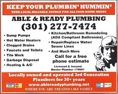 Able & Ready Plumbing - Riverdale, MD