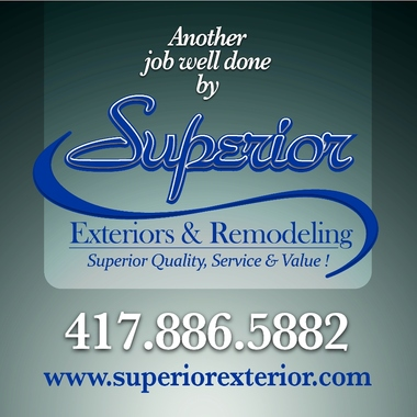 Superior Exterior & Remodeling - Springfield, MO