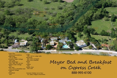 Meyer Bed & Breakfast - Comfort, TX