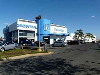 Pohanka honda capitol heights md for Honda dealers in ct
