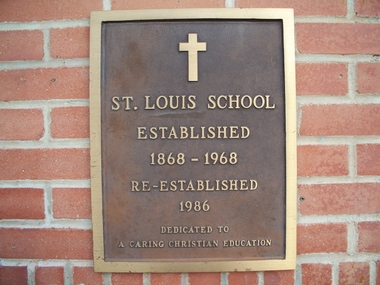 St Louis Catholic School - Castroville, TX