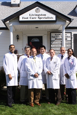 Livingston Foot Care Special - Bellmore, NY