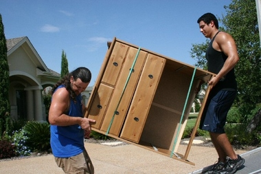 Two Guys Moving - Austin Movers - Austin, TX