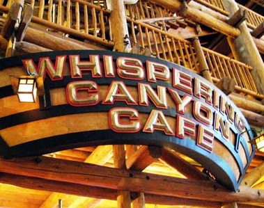 Whispering Canyon Cafe - Orlando, FL