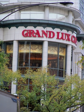 Grand Lux Cafe - Chicago, IL