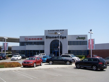Stoneridge Chrysler Jeep Dodge - Dublin, CA