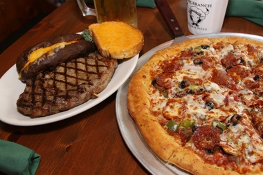 Longbranch Steak and Pizza - Overland Park, KS