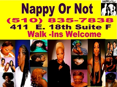 Nappy Or Not Inc - Oakland, CA