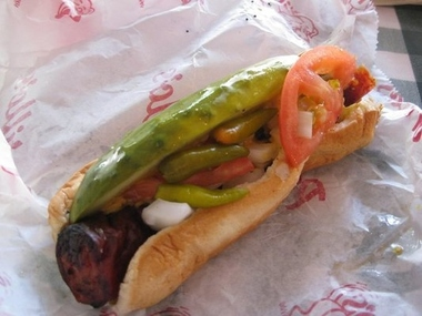 Portillo's Hot Dogs - Tinley Park, IL