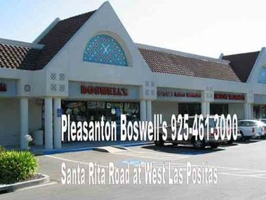 Boswell's Discount Party Supplies - Lafayette, CA