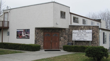True Pentecostal Church - Vallejo, CA