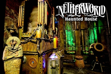 Netherworld Haunted House - Norcross, GA