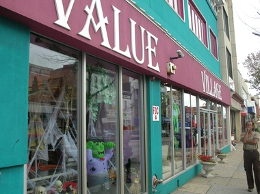 Vintage Value Thrift Store in Prince Frederick, MD with