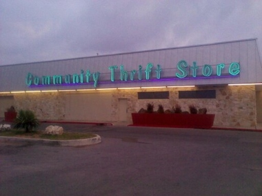 Community Thrift Stores - San Antonio, TX