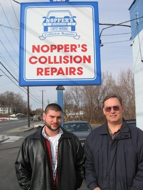 Nopper's Collision Repairs - Rensselaer, NY