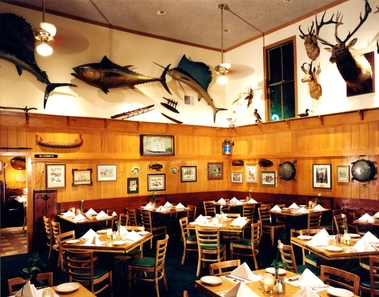 Spenger's Fresh Fish Grotto - Berkeley, CA