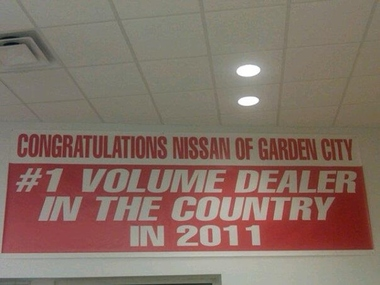 Long Island Nissan Showroom - Hempstead, NY