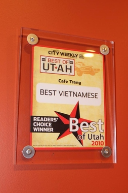 Cafe Trang - Salt Lake City, UT
