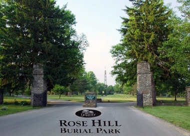 Rose Hill Burial Park - Hamilton, OH