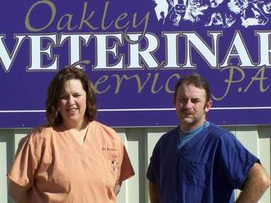 Oakley Veterinary SVC - Oakley, KS