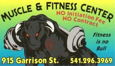 Muscle & Fitness Ctr - The Dalles, OR