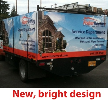 Fisher Roofing - Sherwood, OR