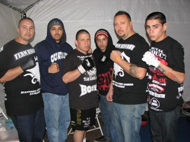 Team Diamond Martial Arts - Upland, CA