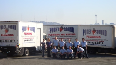 Puget Sound Plumbing And Heating - Seattle, WA
