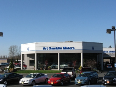 Art Gamblin Motors - Enumclaw, WA