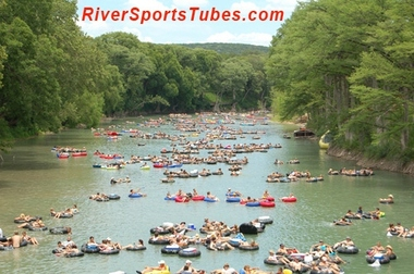 River Sports Tubes - Canyon Lake, TX