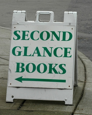 Second Glance Books - Portland, OR