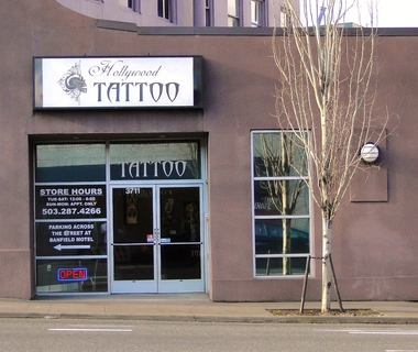 Anatomy tattoo in portland or 97232 citysearch for My tattoo shop hollywood