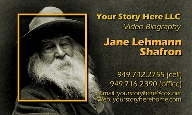 Your Story Here Video Production & Video Editing - Mission Viejo, CA