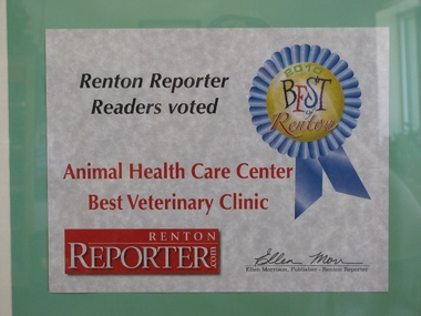 Animal Hospital of Renton - Renton, WA